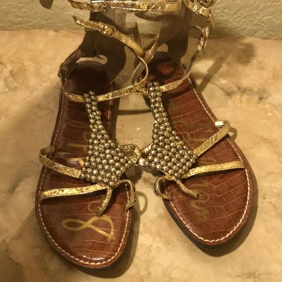 ceaf81f202000f Sandals by Sam Edelman. Size 9 1 2. M 5bce62ef45c8b338f24311e1